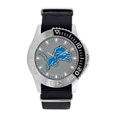 Detroit Lions Men s Watch Starter Nylon Sports Watch 745ced9d9