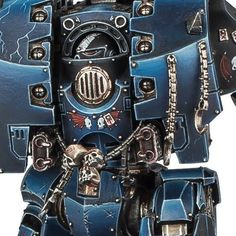 Night Lords Leviathan Dreadnought By Neil Hollis