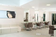www.idea-friseureinrichtung.de #hair #beauty #salon #furniture #design #idea #friseureinrichtung #friseur #Einrichtung #wellness #luxury #hairdresser #spa #make up #nail #nails #Haare #Friseuren #style #Coiffeur #hairdesign