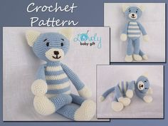 This Listing is for the PDF crochet PATTERN and NOT the actual toy Make a lovely toy for Your little one It s very easy to make if You know