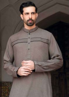 Latest Men Summer Kurta Shalwar Designs