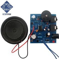 >> Click to Buy << TDA2822M DIY Kit Voice Module Loudspeaker for Learner Indicator DIY Electoronics Soldering Practice Set Beginner Level Module #Affiliate