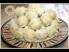 Moroccan snowballs Cookies/Gateaux Boule de neige à la marocaine