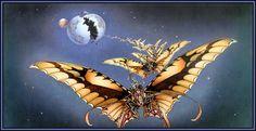 Rodney Matthews - The Last Armada