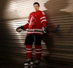 Sidney Crosby, Team Canada - can't wait for the Olympics