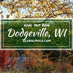 Dodgeville, just north of Mineral Point, Wisconsin, has a small downtown Main Street.  While exploring the area during the Fall Art Tour two spots to try include Bob's Bitchin' BBQ at 233 N. Iowa St. and across the hall is the Cobblestone Coffee House which. #globalphile #travel #tips #destination #dodgeville #wisconsin #roadtrip2016 #lonelyplanet http://globalphile.com/destination-dodgeville-wisconsin/