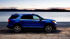 2015 Ford Explorer specs