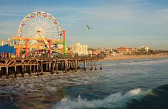 Start the perfect end-of-the-summer road trip in Santa Monica!