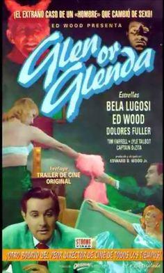 CINELODEON.COM: Glen or Glenda. Ed Wood.