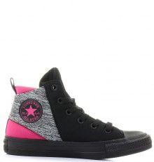 1f956ef0d1 Converse černé tenisky Chuck Taylor All Star Sloane Boty Converse