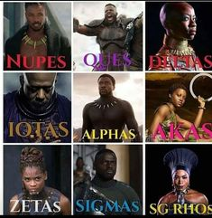 at Kingdom of Wakanda Kappa Alpha Psi Fraternity, Omega Psi Phi, Alpha Kappa Alpha Sorority, Zeta Phi Beta, Delta Sigma Theta, Aka Sorority, Sorority Life, Victor Hugo, Black Fraternities
