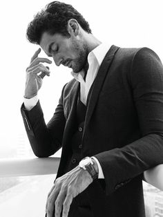 David Gandy for Style: Men Singapore by Wee Khim