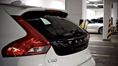 My Volvo V40   Take me to the sea - first part