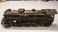 Vintage Antique 2036 Lionel Train Engine 027 | eBay