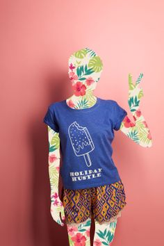 #superfresh #kanegrey #thegang #goodvibes #speckled #crop top #tropicgirl #holiday #hustle #icecream