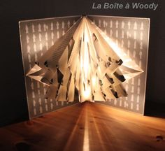 La comète lumineuse de Noël Instructions de bricolage...
