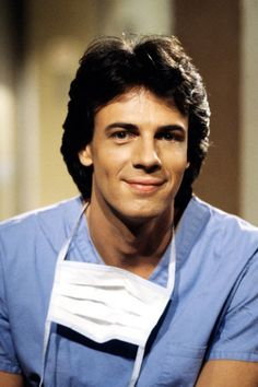 Rick Springfield as Dr. Noah Drake - General Hospital
