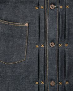 Pleat detail stitched in yellow/tobacco Mens Designer Shirts, Designer Suits For Men, Designer Clothes For Men, Gents Kurta Design, Boys Kurta Design, Mens Fashion Wear, Denim Fashion, Suit Fashion, Man Dress Design