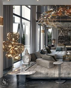Best Interior Design Company in Dubai Home Room Design, Living Room Designs, Living Room Decor, Bedroom Decor, Interior Decorating Styles, Modern Interior Design, Luxury Homes Interior, Luxury Home Decor, Luxurious Bedrooms