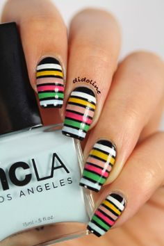 new lovely nail Art designs for 2015 2016 Sexy Nails, Fancy Nails, Cute Nails, Pretty Nails, Fabulous Nails, Gorgeous Nails, Perfect Nails, Nail Art Designs, Nails Only