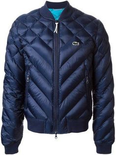 Lacoste Live quilted jacket