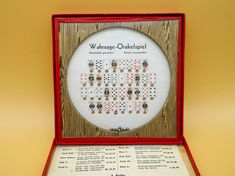 Kartenspiel Wahrsage Orakelspiel Kugelspiel Glück Spiel Box Kugel, Ebay, Home Decor, Antique Toys, Games, Cards, Interior Design, Home Interiors, Decoration Home