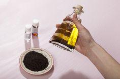 Domácí masážní olej