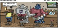 How the feud between Optimus Prime and Megatron started