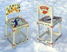 Ebbe's chair   design ANN HULT