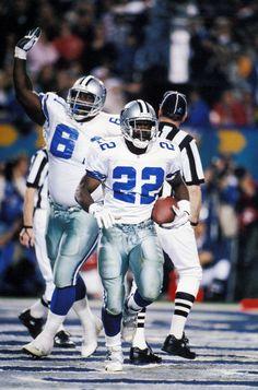 Emmitt Smith, Dallas Cowboys