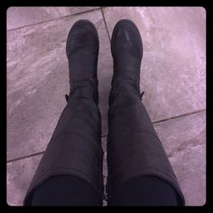 Lace up boots Like new Shoes Combat & Moto Boots