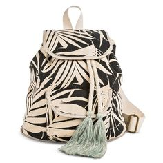 palm print backpack