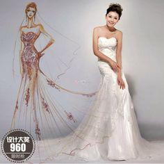 Populär Brautkleider