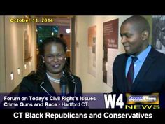 W4 News – CT Black Republicans and Conservatives Forum – 10/11/2014 Watch it - Like it - Share it - www.AccessTV.org - Hartford's Grassroots Television Network. Your Community Television Alternative. We are a source of local news, entertainment and information targeting Hartford Connecticut.