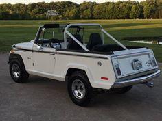 Vortec V6 Swapped: 1971 Jeepster Commando