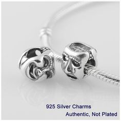 a657c49bb CKK Masks Charm Genuine 925 Sterling Silver Beads for Jewelry Making Fits  Charm Bracelets Diy Fine Jewelry Free shipping PW281-in Beads & Loose  Gemstones ...