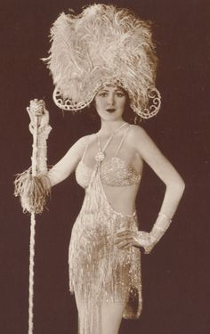 That headpiece!!! WOW!  Billie Dove Silent Film Star 1920s
