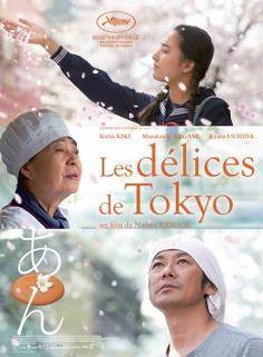 Les Délices de Tokyo - An - de Naomi Kawase (2015) Avec Kirin Kiki, Masatoshi Nagase, Kyara Uchida ... Un doux moment de cinéma ... flo avril 2016