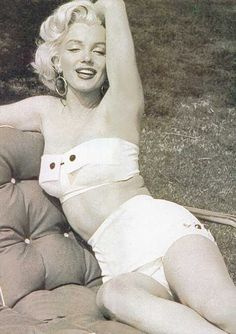 marilyn monroe, like the biography she wrote telling about her life, good read.