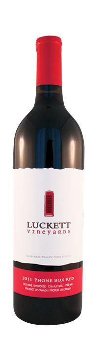 Luckett Vineyards Gaspereau Valley Nova Scotia - Our Wines