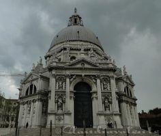 Basilica de Sta Maria della Salute, Italia (abril 2012)