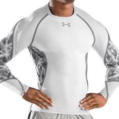 Mens Fitness: Under Armour Bolt Compression Men's T-Shirt