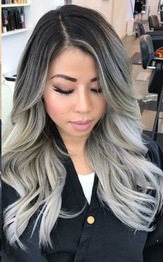 So pretty if i can get my hair this light ❤❤❤