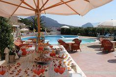 Aperitivo in piscina - Hotel Gabbiano Azzurro
