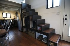 Tiny 200 Square Foot Off The Grid Residence