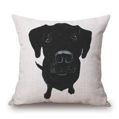 Toys & Hobbies Animal Head Shaped Pillow Husky Dog Plush Pillows Emoji Pets Doggy Round Shaped Pillow Sofa Chair Backrest Kids Cot Decor Durable Modeling Stuffed Animals & Plush