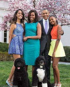 November 2016: The Obama family have reportedly purchased a home in Rancho Mirage, California, sources tell the New York Post