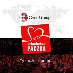 Po raz kolejny braliśmy udział w akcji Szlachetna Paczka. Fotorelację z akcji można obejrzeć na naszej stronie:  http://over-group.pl/pl/galerie/album/szlachetna-paczka