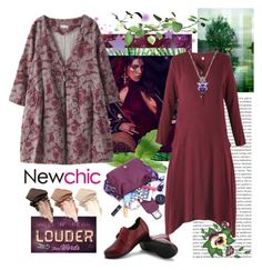 """LOVENEWCHIC 59."" by carola-corana ❤ liked on Polyvore featuring Frontgate, Nasty Gal, Oris, Parvez Taj, Urban Decay and lovenewchic"