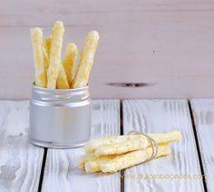 Dulces bocados: Palitos de limon